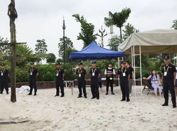 欢乐派美酒音乐季-泸州保安服务