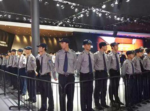 展场保安服务